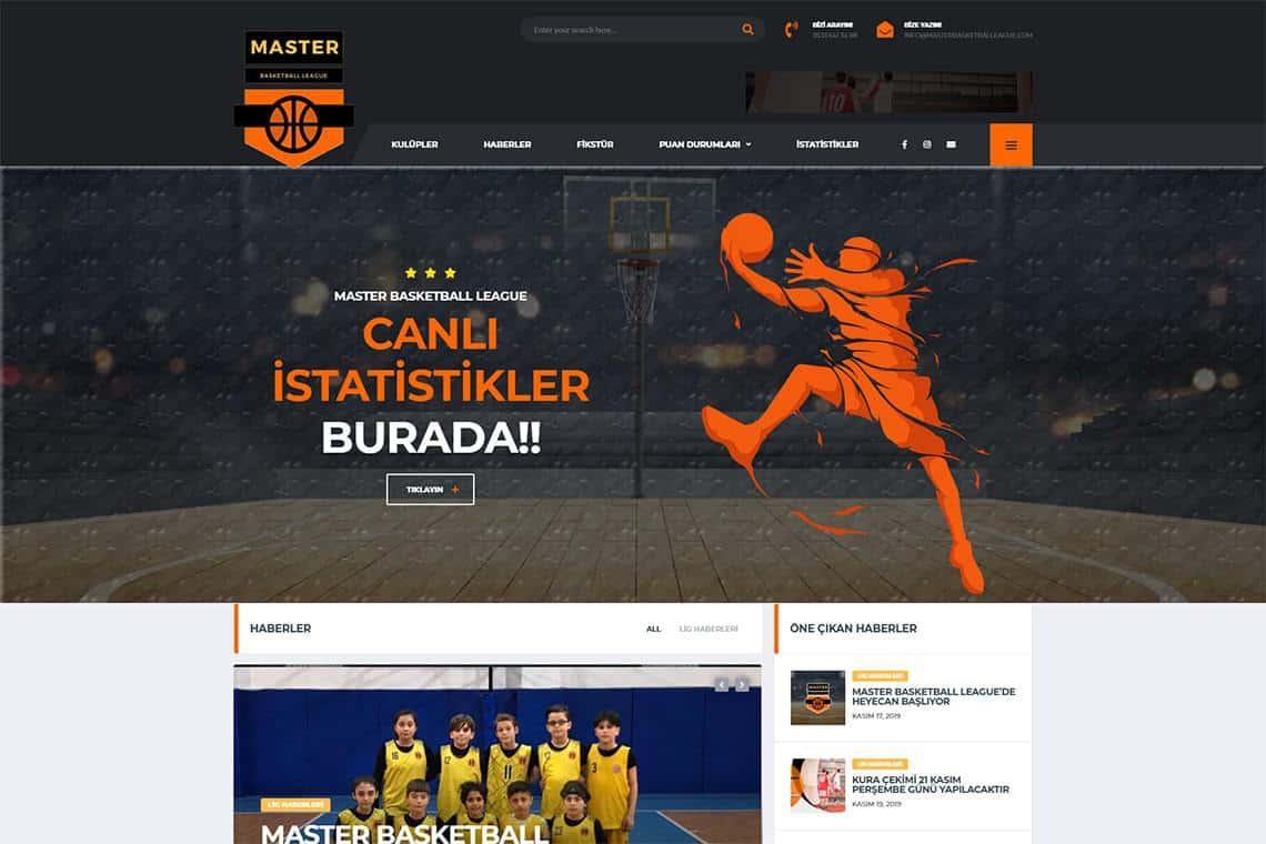 Master Basketball League